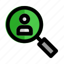 people, person, recruitment, search, start, team, up icon