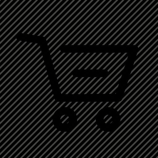 basket, cart, cash, checkout, money, shop, shopping icon