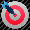 arrow, business, dart, startup, target