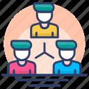 board, colleague, partnership, teamwork