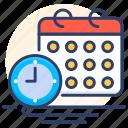 calendar, clock, investment, schedule, time