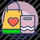 bag, happiness, shop, shopper, shopping icon