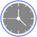 alarm, clock, time, watch, whatch icon