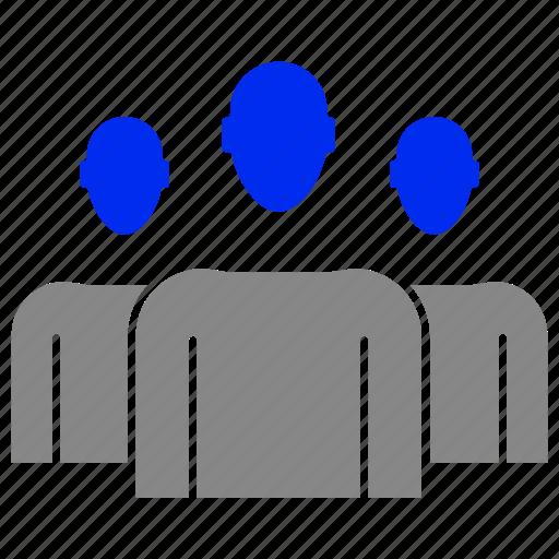 customers, human, people, team, user icon