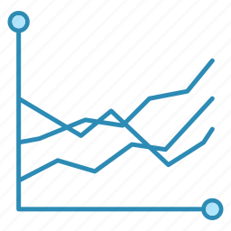 analytics, chart, diagram, infographic, report, statics icon