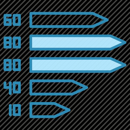 analytics, chart, diagram, graph, infographic, report, statics icon
