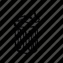 lead, pencil, pointer, sharpener icon