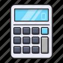 accounting, calculator, education, school, stationary