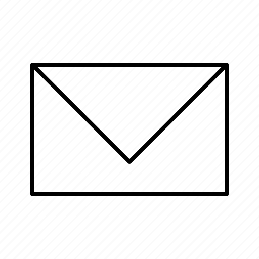 business, desk, envelope, mail, office, send, stationary icon