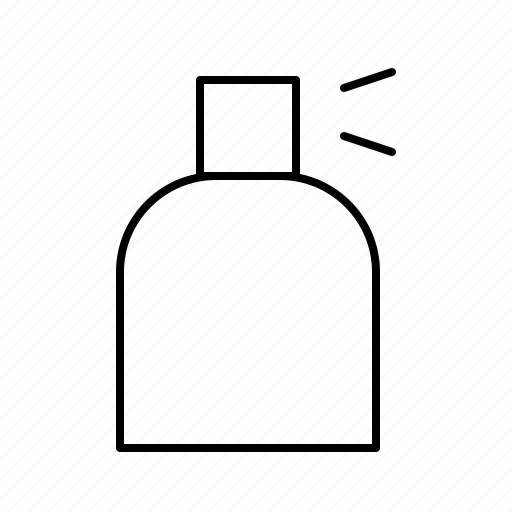business, desk, office, spray, stationary icon