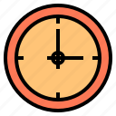 clock, miscellaneous, tool, utensils icon