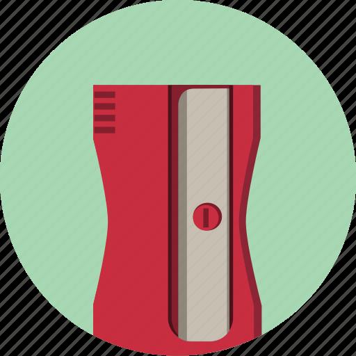 pencil, sharpener icon