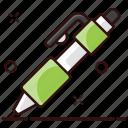 ballpoint, educational tool, marker, stationery item, writing tools
