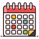 calendar, event schedule, schedule, timetable, year planner
