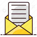 business email, communication mail, electronic mail, email, message icon