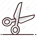 cutter, fabric scissors, inauguration, pincer, scissors, tailor scissor