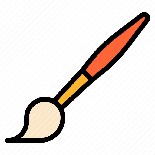 Brush, paint icon - Download on Iconfinder on Iconfinder