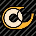 scotch, tape icon