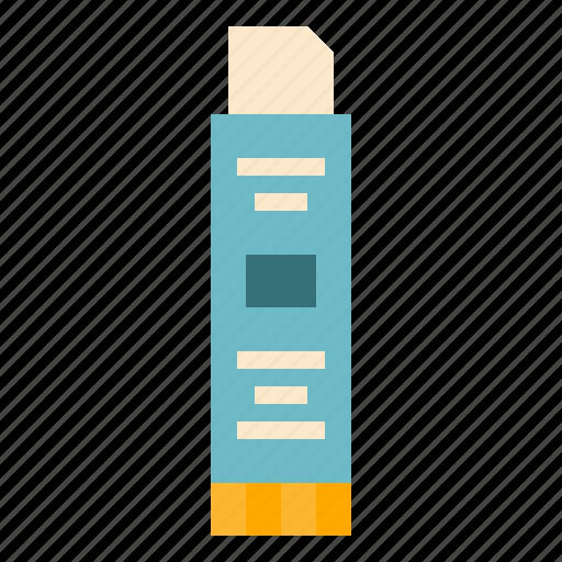 glue, stationery, stick icon