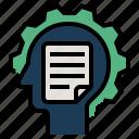 analysis, analyze, process, interpreting data, statistical analysis icon