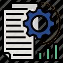 analysis, research, statistical, quantitative analysis, statistical analysis icon