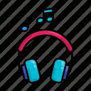 audio, headphone, headset, music, stayathome