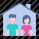 coronavirus, family, home, house, protection, quarantine, stay