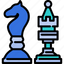 challenge, chess, competition, game, leadership, play, strategy