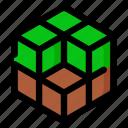 block, build, minecraft icon