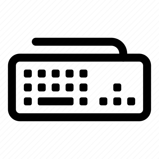 computer, gaming, keyboard icon