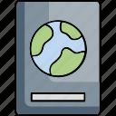 .svg, passport, document, travel, travelling