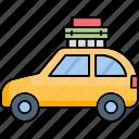 taxi, car, transport, transportation