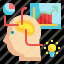 thinking, idea, brainstorm, creativity, stock, trading, thought