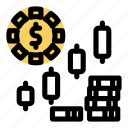 bluechip, business, investment, market, money, stock, trade