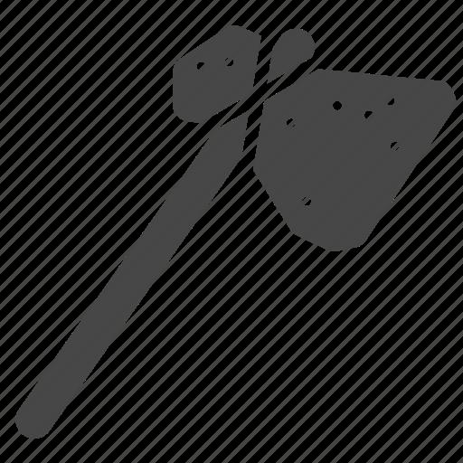 ancient, axe, prehistoric, stone, stone age, weapon icon