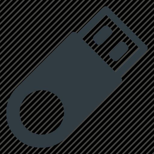 disk, drive, flash, pendrive, storage, usb icon
