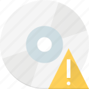 alert, compact, disk, drive, storage