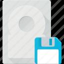 disk, drive, floppy, hard, save, storage