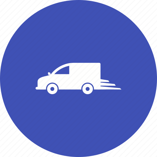 business, delivery, express, fast, logo, service, shipping icon