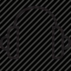 audio, headphones, mp3, music, player, sound icon