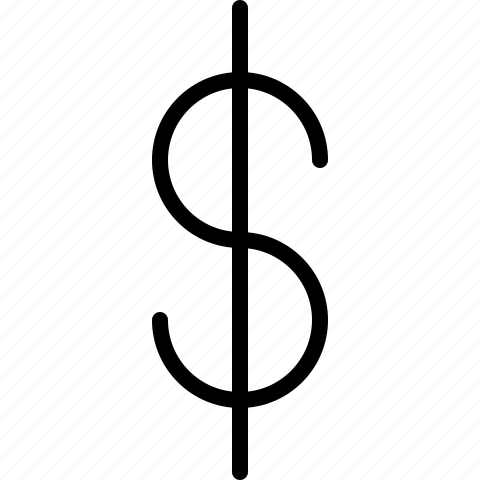 currency, dollar, dollars, finance, money icon
