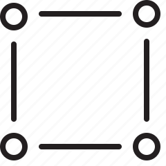 design, draw, line, shape, vector icon