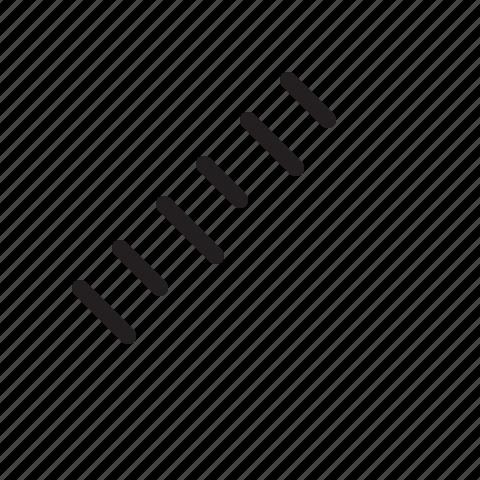 design, graphic, line, ruler icon