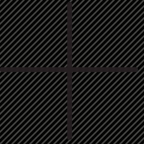 add, line, more, new, plus icon