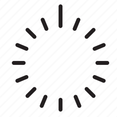 line, load, loading icon
