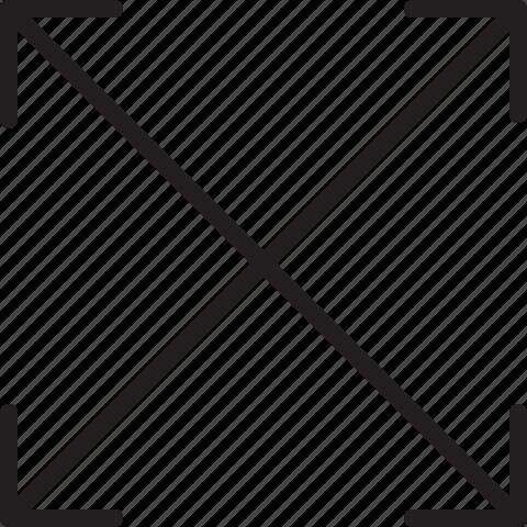 arrow, line, move icon