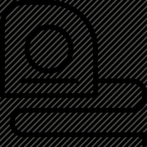 length, measure icon