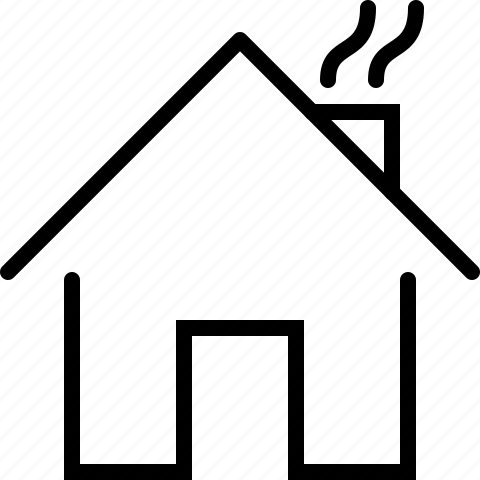 building, house icon
