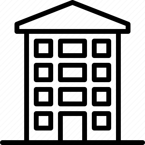 Building, house icon - Download on Iconfinder on Iconfinder