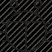 bug, error icon